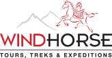Logo Wind Horse Tours